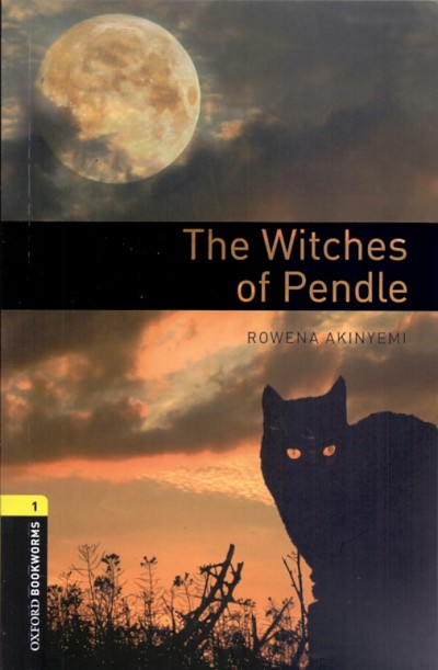 Rowena Akinyemi - The Witches of Pendle