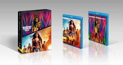 Patty Jenkins - Wonder Woman 1-2. - Ultra HD + Blu-ray