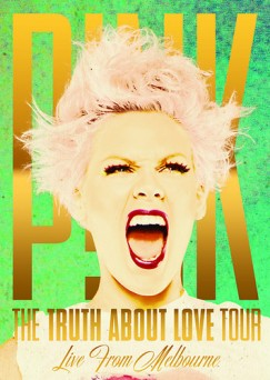 - The Truth About Love Tour: Live From Melbourne (Blu-ray)