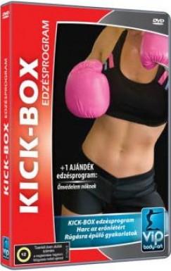 - Kick-box edzésprogram - DVD