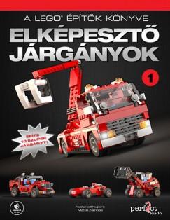 - A LEGO építők könyve 1. - Elképesztő járgányok