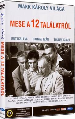 Makk Károly - Mese a 12 találatról - DVD