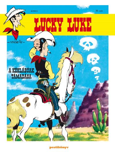 Morris - Lucky Luke 35. - A kéklábúak támadása
