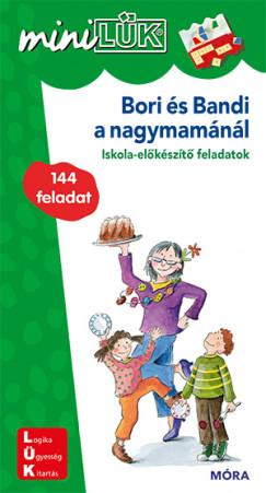 Christiane Wagner - Bori és Bandi a nagymamánál - LDI233