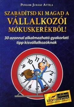 Pongor-Juhász Attila - Szabadítsd ki magad a vállalkozói mókuskerékből!