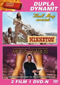 - Karl May: Winnetou + A misszionárius - DVD