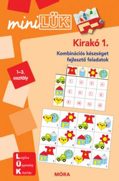Michael Junga - Kirakó 1. 1-3. osztály - LDI603