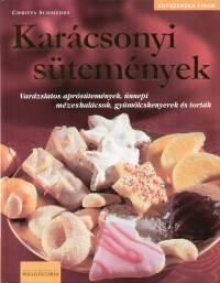 Christa Schmedes - Karácsonyi sütemények