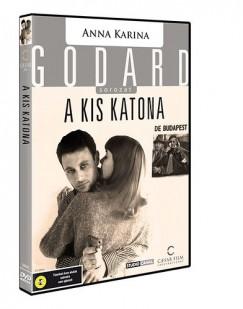 - A kis katona (Godard sorozat) - DVD