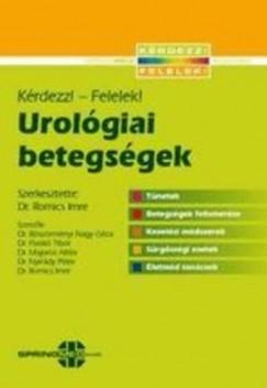 Dr. Romics Imre  (Szerk.) - Urológiai betegségek