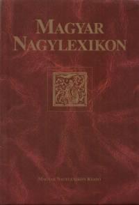 - Magyar nagylexikon 15. kötet - Pon-Sek