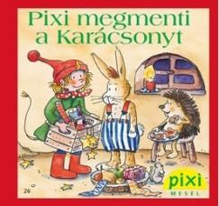 Simone Nettingsmeier - Pixi megmenti a Karácsonyt