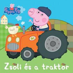 - Peppa malac - Zsoli és a traktor