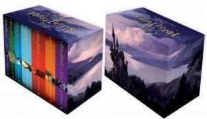 J. K. Rowling - Harry Potter Paperback Boxed Set