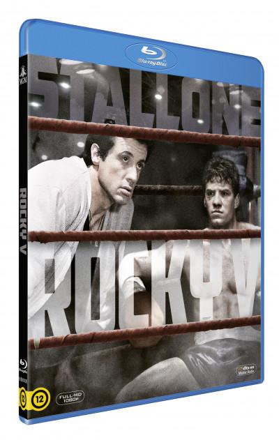John G. Avildsen - Rocky V. - Blu-ray