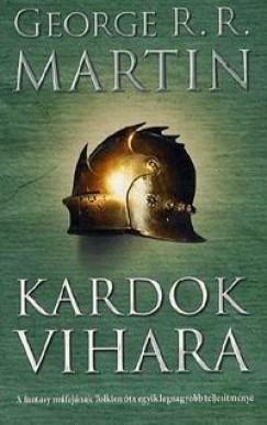 George R. R. Martin - Kardok vihara (javított kiadás)