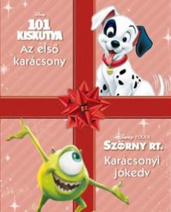 - Disney - 101 Kiskutya - Az első karácsony / Szörny Rt. - Karácsonyi jókedv