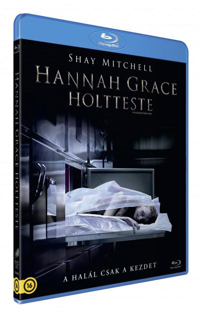 Diederik Van Rooijen - Hannah Grace holtteste - Blu-ray