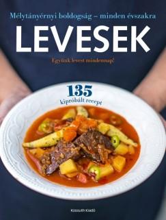 Szép Krisztina  (Szerk.) - Levesek