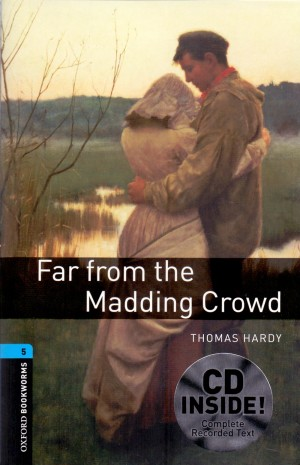 Thomas Hardy - Far from the Madding Crowd - CD Inside