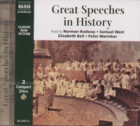 - Great Speeches in History