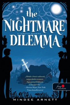 Mindee Arnett - The Nightmare Dilemma - A Rémálom-dilemma (Akkordél Akadémia 2.)