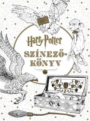 V�rlaki Tibor (Szerk.) - Harry Potter sz�nez�k�nyv