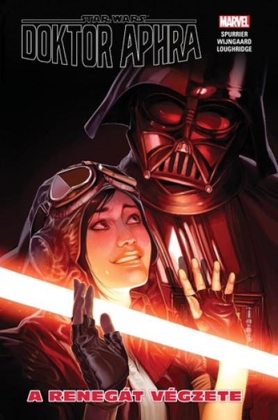 Simon Spurrier - Star Wars: Doktor Aphra - A renegát végzete