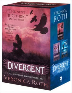 Veronica Roth - Divergent Boxed Set