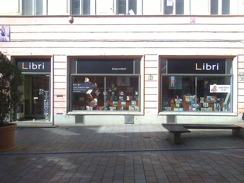 Pécs Könyvesbolt