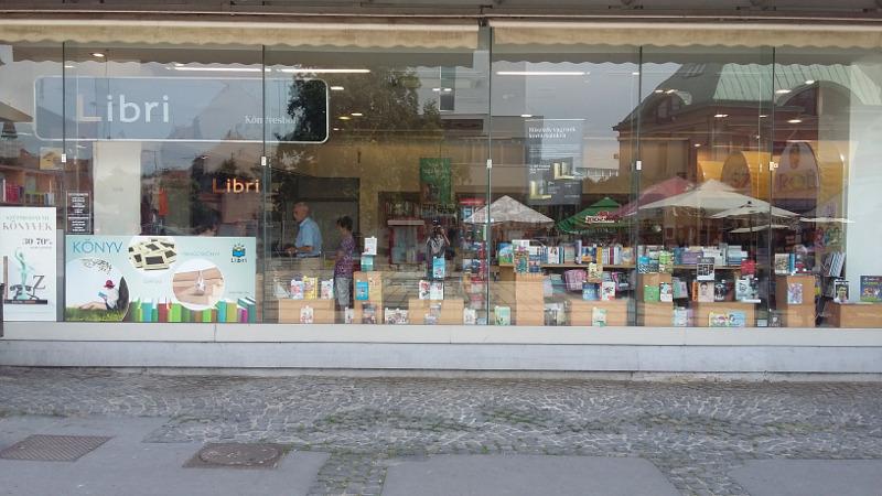 Székesfehérvár Könyvesbolt